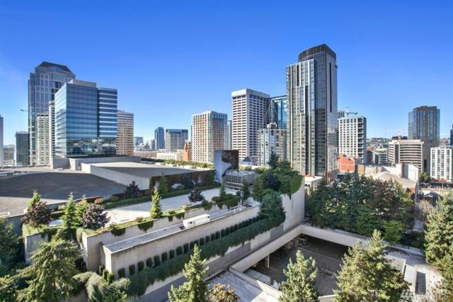 1400 Hubbell Place #908, Seattle, WA 98101 (#1202043) :: Ben Kinney Real Estate Team