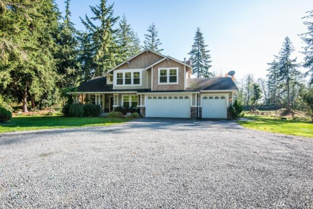 4702 332nd St NW, Stanwood, WA 98292 (#1206880) :: Ben Kinney Real Estate Team