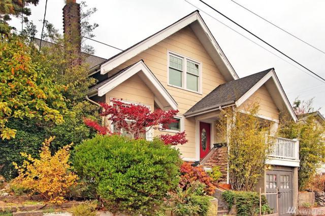 312 N 63rd St, Seattle, WA 98103 (#1207524) :: Ben Kinney Real Estate Team