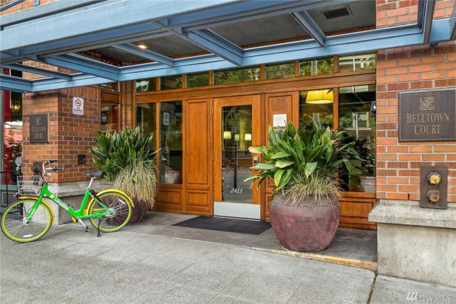 2415 2nd Ave #449, Seattle, WA 98121 (#1212053) :: Beach & Blvd Real Estate Group
