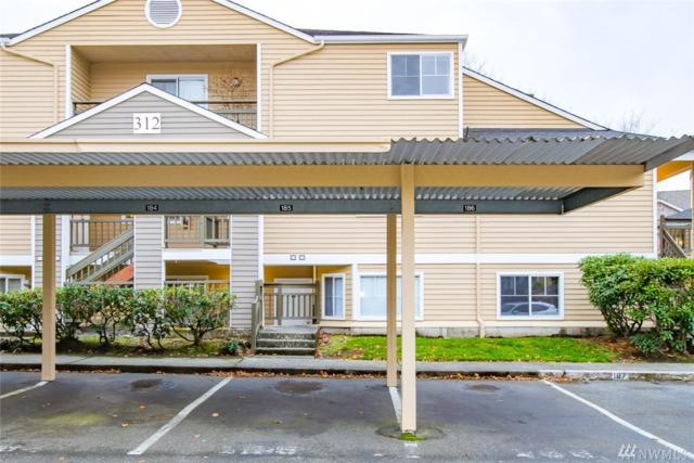 5300 Harbour Pointe Blvd 312G, Mukilteo, WA 98275 (#1216394) :: Ben Kinney Real Estate Team