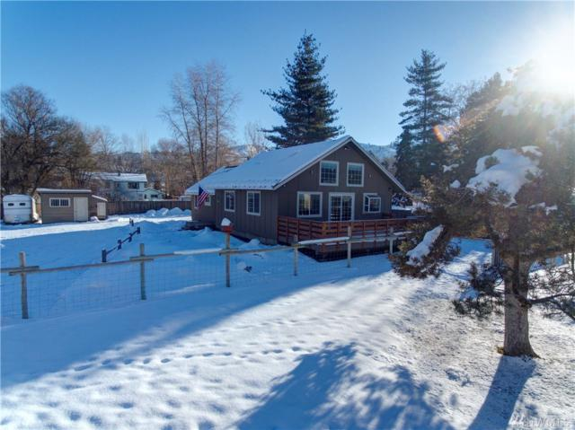 5146 Regan Rd, Cashmere, WA 98815 (#1217699) :: Homes on the Sound