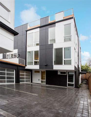 612 N 45th St D, Seattle, WA 98103 (#1219386) :: Beach & Blvd Real Estate Group