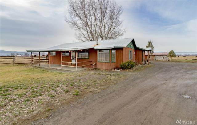 3691 Fairview Rd, Ellensburg, WA 98926 (#1229080) :: Homes on the Sound