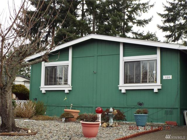 2500 S 370th St #184, Federal Way, WA 98003 (#1231066) :: Homes on the Sound