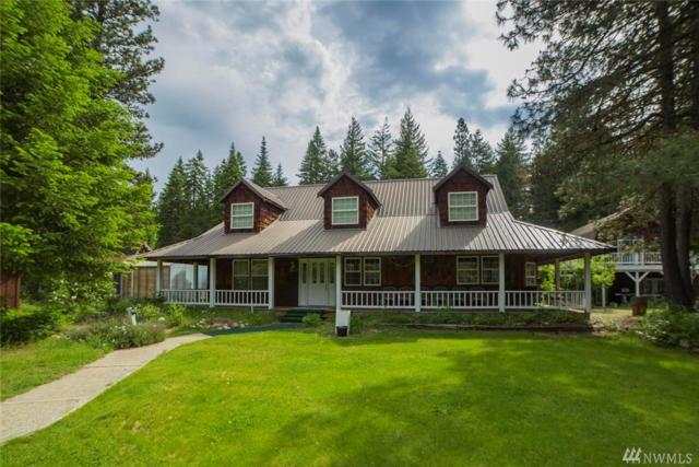 17033 River Rd, Leavenworth, WA 98826 (#1232419) :: Nick McLean Real Estate Group
