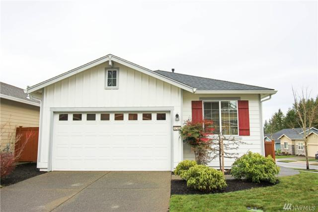 8240 Orcas Lp NE, Lacey, WA 98516 (#1237534) :: Homes on the Sound