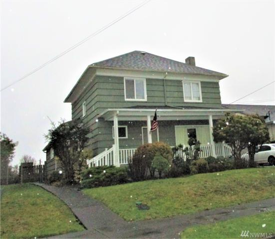 305 W 5th St, Aberdeen, WA 98520 (#1237560) :: Homes on the Sound