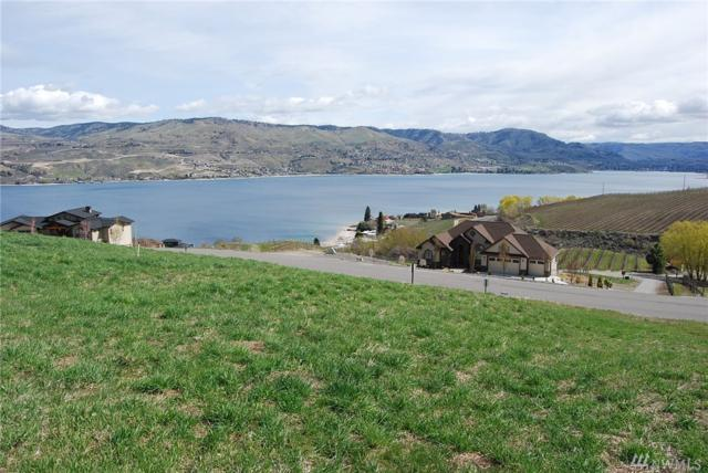 140 Clos Chevalle Rd, Chelan, WA 98816 (#1239008) :: Homes on the Sound