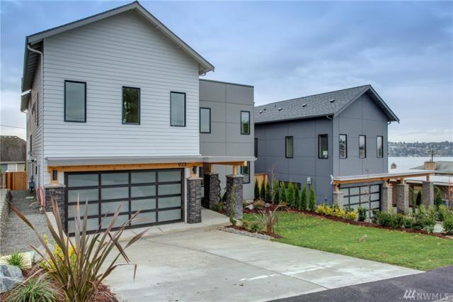 923 N 28th Place, Renton, WA 98056 (#1240820) :: Kwasi Bowie and Associates