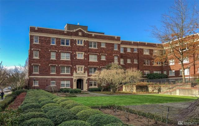 120 W Highland Dr #222, Seattle, WA 98119 (#1242222) :: Kwasi Bowie and Associates
