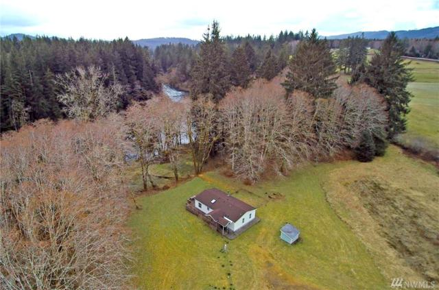 203078 Hwy 101, Beaver, WA 98305 (#1245394) :: Homes on the Sound