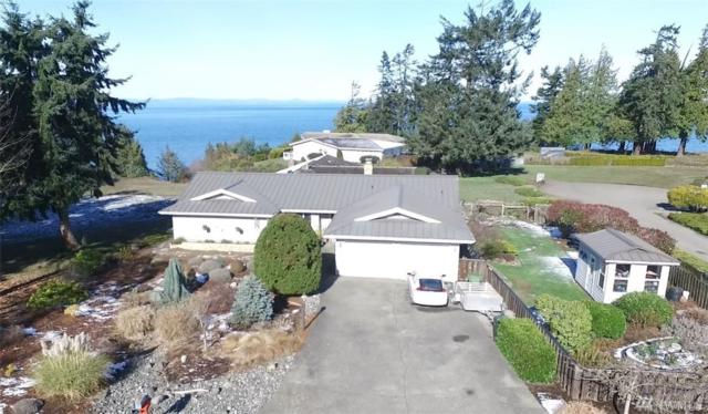 122 Island View Rd, Port Angeles, WA 98362 (#1246111) :: Homes on the Sound