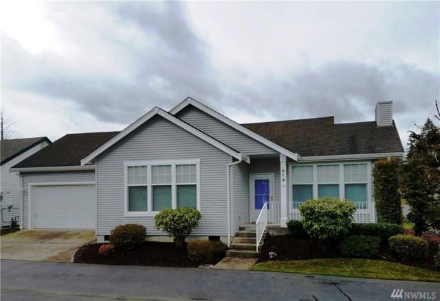 814 Landing Wy, Centralia, WA 98531 (#1247198) :: Homes on the Sound
