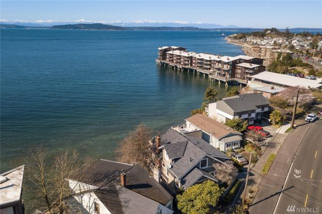 3811 Beach Dr SW, Seattle, WA 98116 (#1249158) :: Homes on the Sound