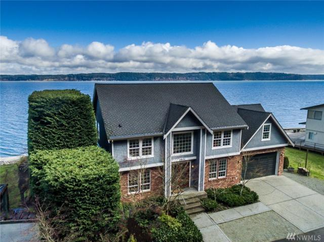 2801 S Tillicum Beach Dr, Camano Island, WA 98282 (#1250775) :: Real Estate Solutions Group