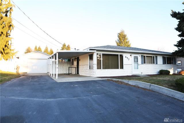 477 N Kentucky N, East Wenatchee, WA 98802 (#1257114) :: Nick McLean Real Estate Group