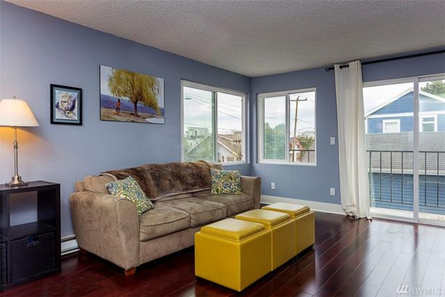 6501 24th Ave NW #102, Seattle, WA 98117 (#1257381) :: Canterwood Real Estate Team