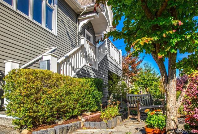 5221 38th Ave NE, Seattle, WA 98105 (#1257583) :: Canterwood Real Estate Team
