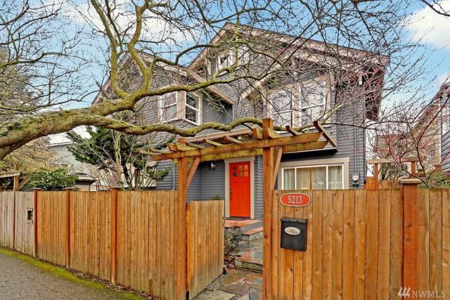 5213 8th Ave NW, Seattle, WA 98107 (#1258926) :: Brandon Nelson Partners