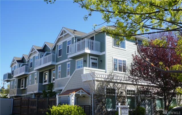 4216 SW Findlay St #6, Seattle, WA 98136 (#1266938) :: Homes on the Sound