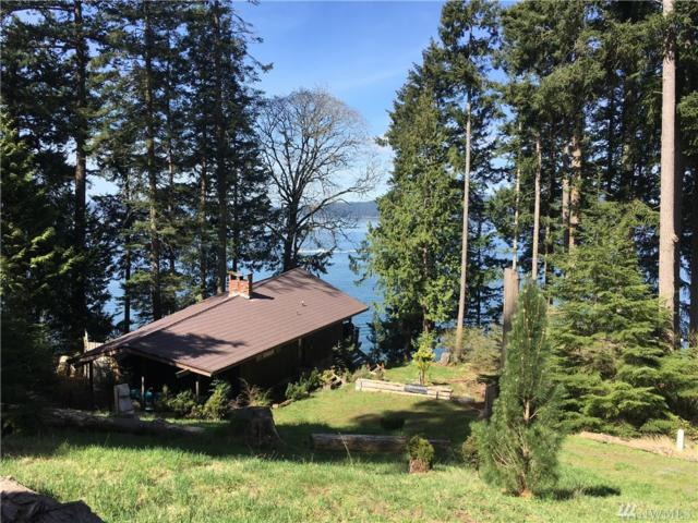 312 Eagle Bay Rd, Blakely Island, WA 98222 (#1267494) :: Ben Kinney Real Estate Team