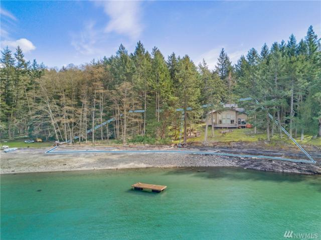 130 Harbor Vista Dr, Stuart Island, WA 98250 (#1270919) :: Homes on the Sound