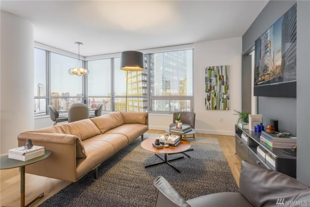 1200 Howell St #3810, Seattle, WA 98101 (#1274991) :: Homes on the Sound