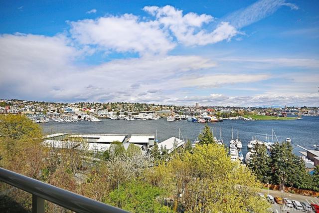 2522 Dexter Ave N #302, Seattle, WA 98109 (#1275174) :: Ben Kinney Real Estate Team