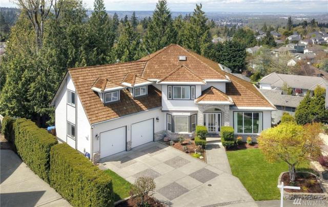 1608 41st St Pl SE, Puyallup, WA 98372 (#1275242) :: Real Estate Solutions Group