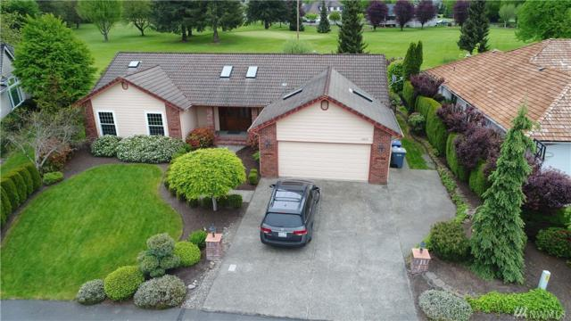 14809 145th Av Ct E, Orting, WA 98360 (#1276262) :: Homes on the Sound