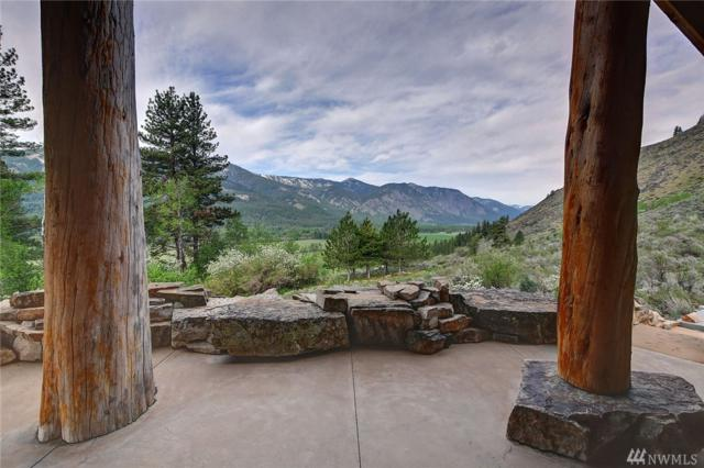 97 Big Valley View Rd, Winthrop, WA 98862 (#1276532) :: Homes on the Sound