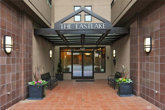 3217 Eastlake Ave E #311, Seattle, WA 98102 (#1276804) :: The DiBello Real Estate Group