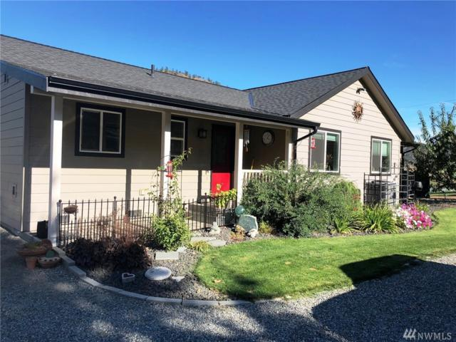 438-B Wannacut Lake Rd, Oroville, WA 98844 (#1281267) :: Icon Real Estate Group