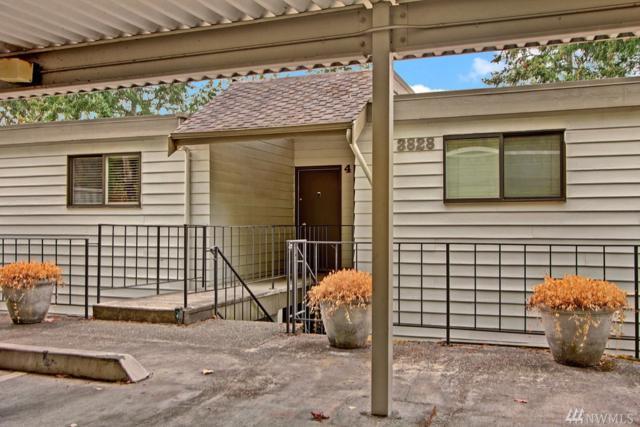 3828 Lake Washington Blvd SE 4D, Bellevue, WA 98006 (#1281806) :: Ben Kinney Real Estate Team