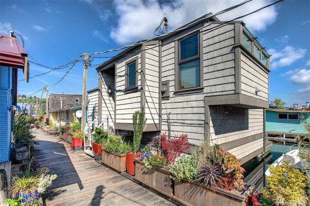 2017 Fairview Ave E N, Seattle, WA 98102 (#1282665) :: Homes on the Sound