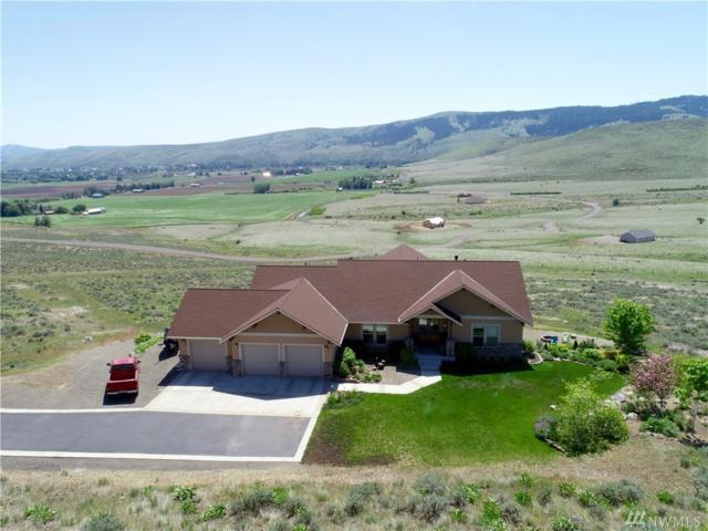 440 Ridge Rd, Ellensburg, WA 98926 (#1282950) :: Real Estate Solutions Group