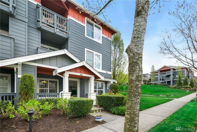 1696 25th Ave NE #104, Issaquah, WA 98029 (#1283520) :: McAuley Real Estate
