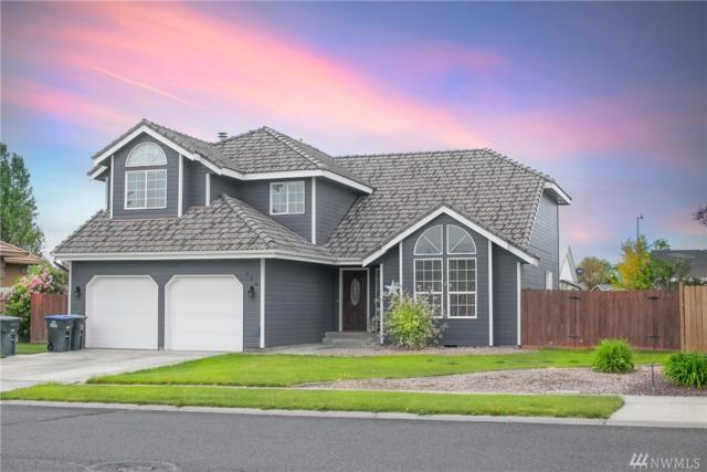 228 E Tanglewood Dr, Moses Lake, WA 98837 (#1283980) :: Homes on the Sound