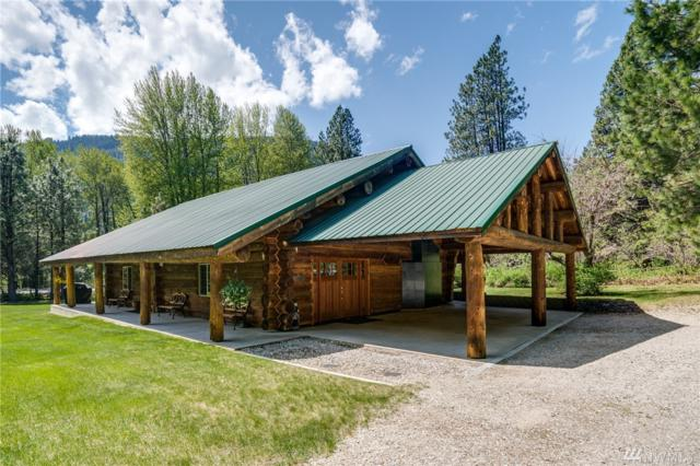 18680 Us Hwy 2, Leavenworth, WA 98826 (#1285815) :: Real Estate Solutions Group
