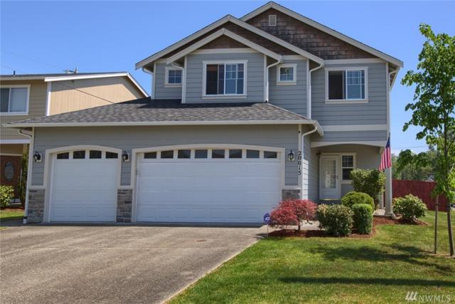 20015 45th Lane E, Spanaway, WA 98387 (#1288450) :: Homes on the Sound