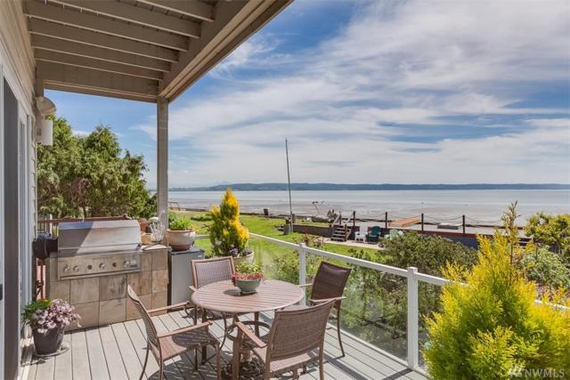 1394 Ocean Dr, Camano Island, WA 98282 (#1289131) :: Homes on the Sound