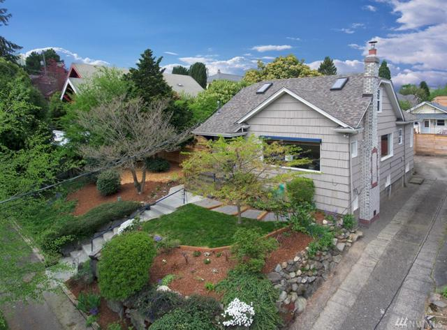 320 NE 51st St, Seattle, WA 98105 (#1289549) :: Better Homes and Gardens Real Estate McKenzie Group