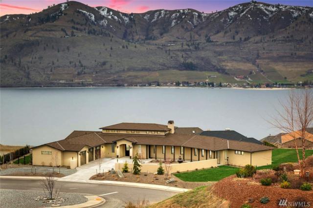 100 Mira Vista Dr, Chelan, WA 98816 (#1291716) :: Real Estate Solutions Group
