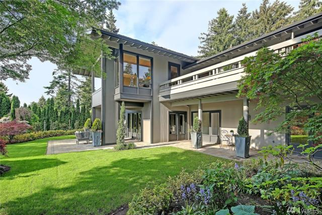 8610-NE 23rd Place, Clyde Hill, WA 98004 (#1293004) :: Homes on the Sound