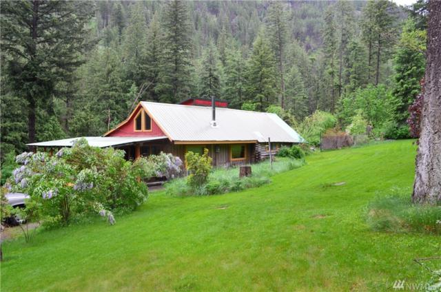 163 South Fork Gold Creek Rd, Carlton, WA 98814 (#1293623) :: Alchemy Real Estate
