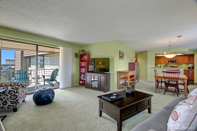 5000 California Ave SW #406, Seattle, WA 98136 (#1293760) :: Real Estate Solutions Group