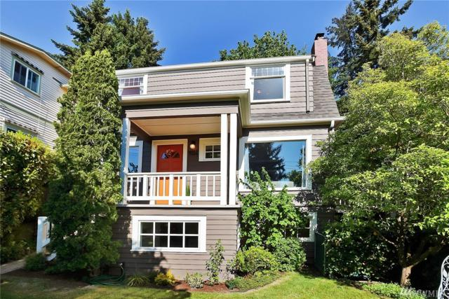 4016 Phinney Ave N, Seattle, WA 98103 (#1293869) :: Homes on the Sound