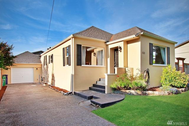 610 N 138th St, Seattle, WA 98133 (#1294205) :: Icon Real Estate Group