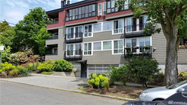 1601 E Columbia St #203, Seattle, WA 98122 (#1295135) :: Kwasi Bowie and Associates